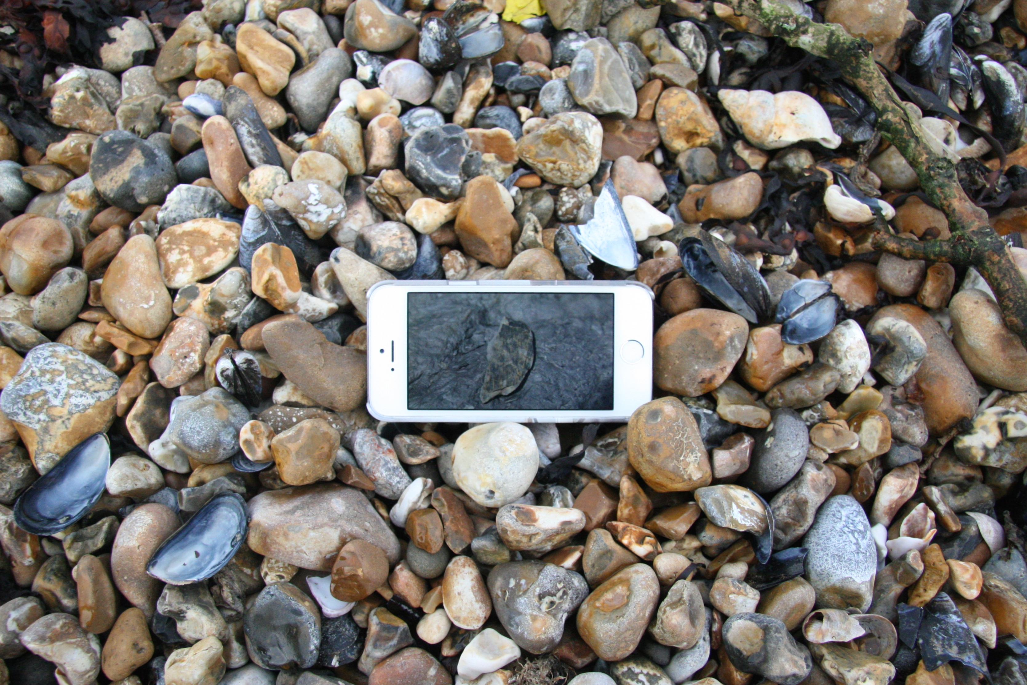 Stones and Phone