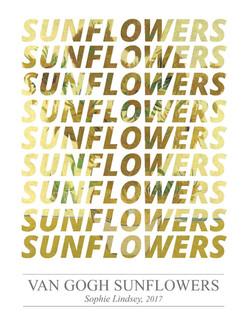 The Sunflowers Print