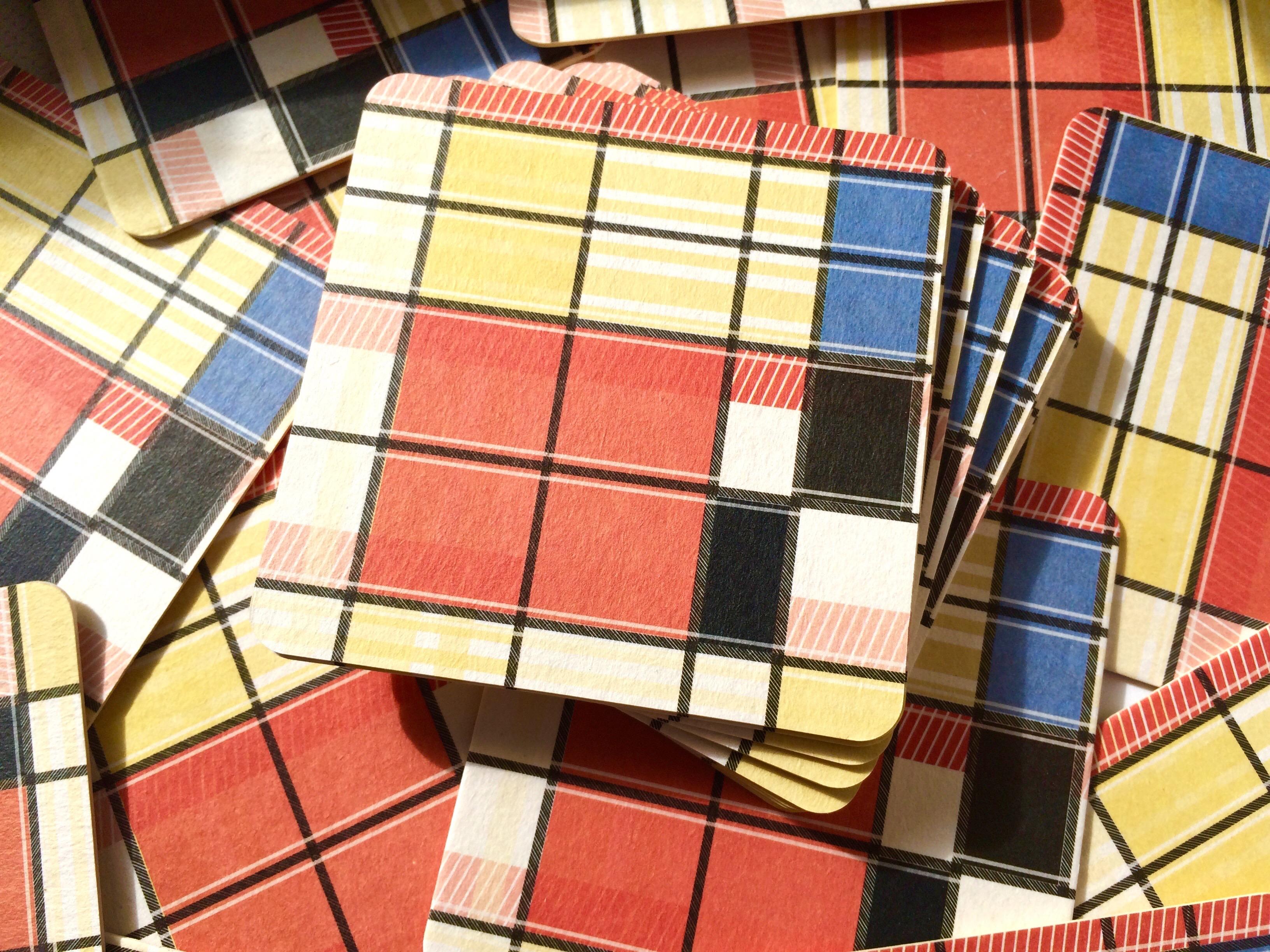 Mondrian Tartan