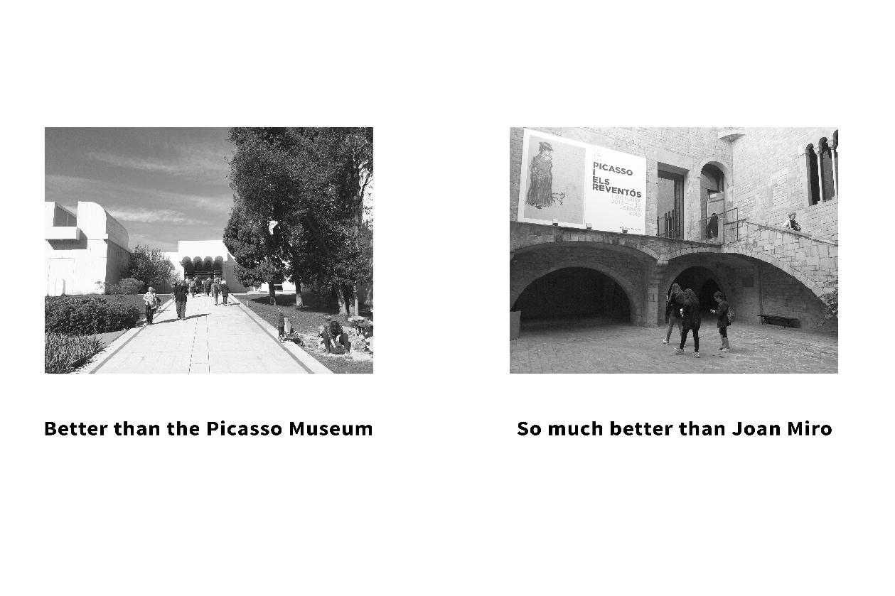 Picasso vs. Miro