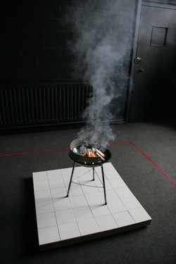 How to Make a Fire in a University