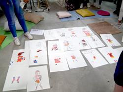 Art Lovers Life Drawing Class