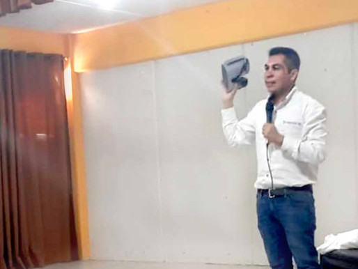 Feria de Emprendimiento CECYTE Comalcalco