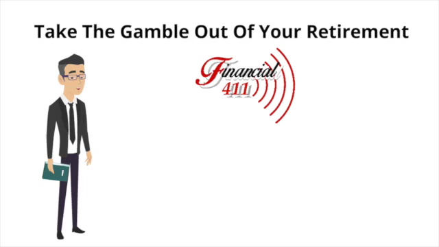 Take the Gamble out of your Retirement!