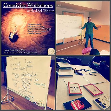 Creativiy Workshops