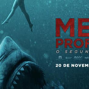 Medo profundo: o segundo ataque. Mais um filme frustrado sobre tubarão?