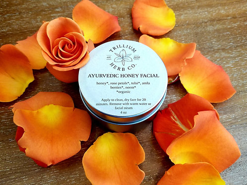 Ayurvedic Honey Facial (4oz)