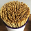 Thumbnail: Natural Wheat Drinking Straws (500 STRAWS)