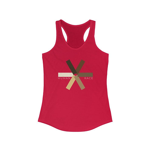 Human Race Women's Ideal Racerback Tank