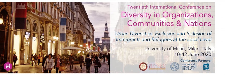 2020 Diversity in Organizations