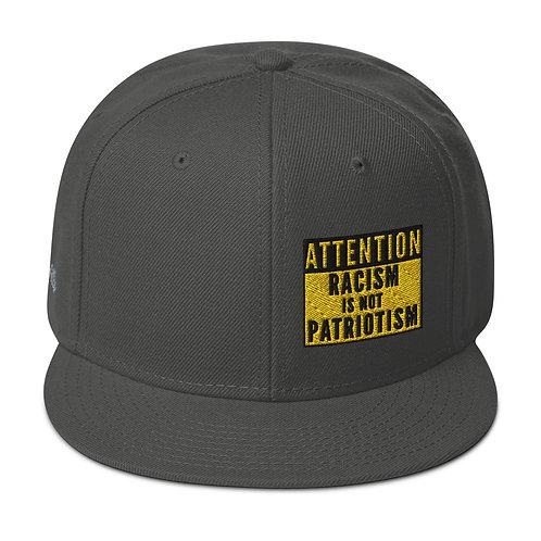 ATTENTION! Snapback Hat