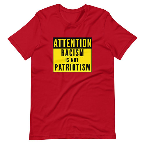 ATTENTION! Gender Inclusive T-shirt