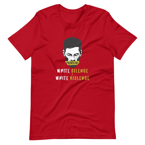 White Privilege Gender Inclusive T-shirt