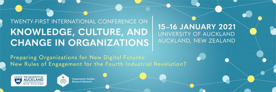 2021 International Conference Workplace Culture