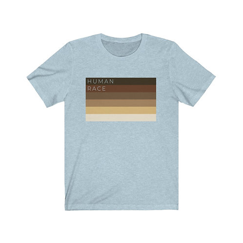 Human Race Flag Gender Inclusive T-shirt