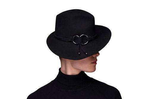 Blood Knot Fedora