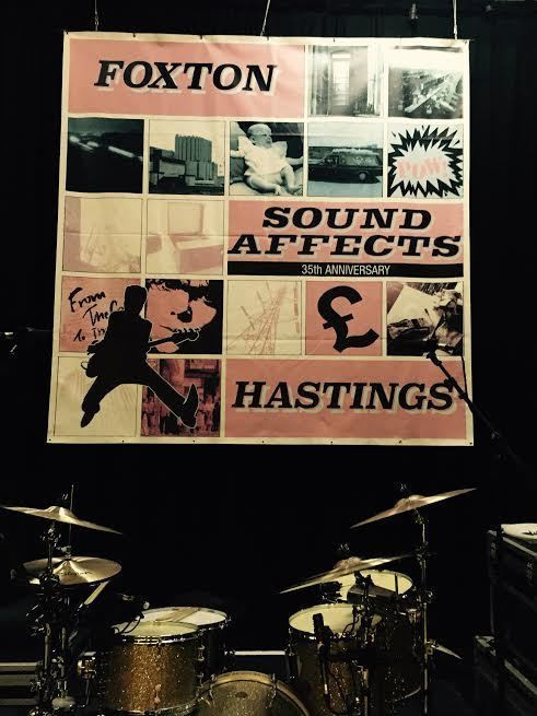 35TH ANNIVERSARY SOUND AFFECTS TOUR BACKDROP