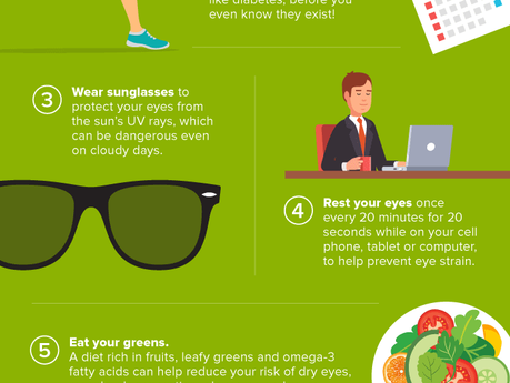 8 Tips for Healthy Eyes This Year
