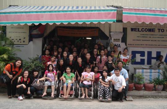 CHA Group voor de werkplaats