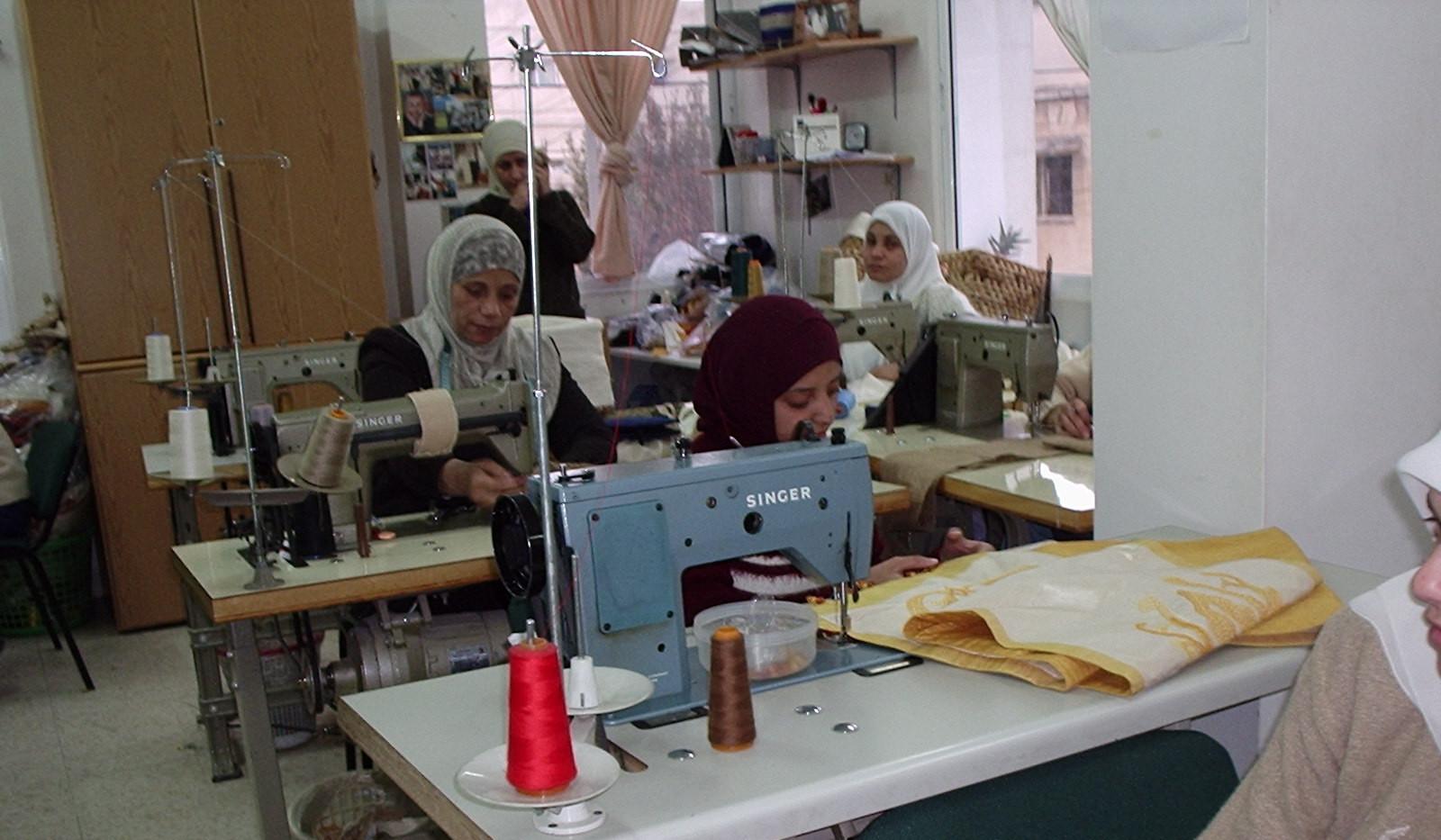 Het Al Nuzha atelier