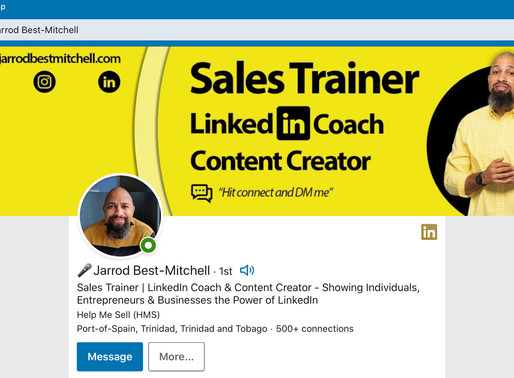 How To Create A Dynamic Business LinkedIn Portfolio to Boost Your Caribbean Profile