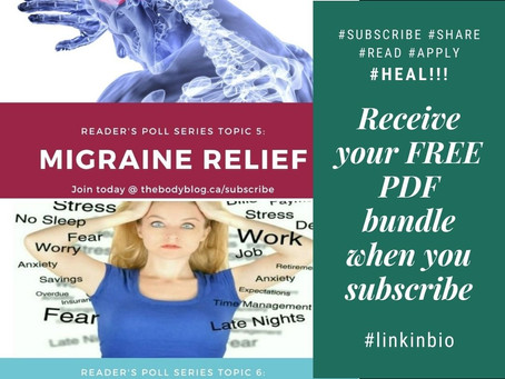Seriously Turn Your Pain and Anxiety into Relief! Enter Your Email to Get This Free Gift!