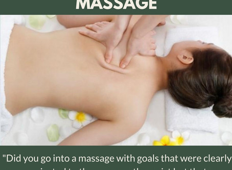 Expect the Absolute Best Out of Your Next Massage