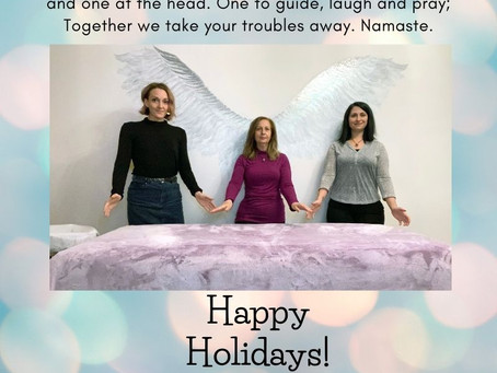 Wishing You a Joyous Holiday Season!