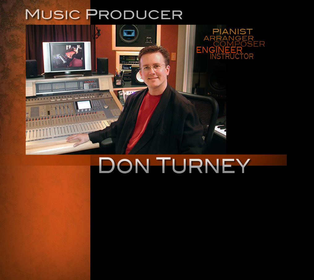 Music Producer Don Turney