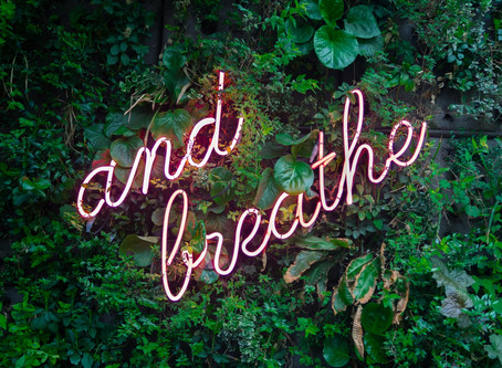 ...and Breathe!
