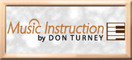 Don Turney Music Instruction