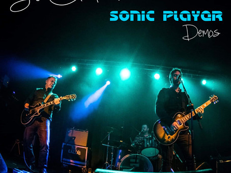 NEW EP - Sonic Player Demos out now