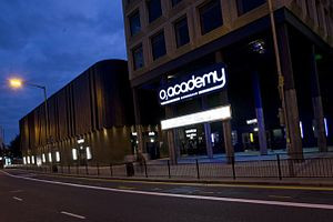 We are back at the 02 Academy Birmingham!