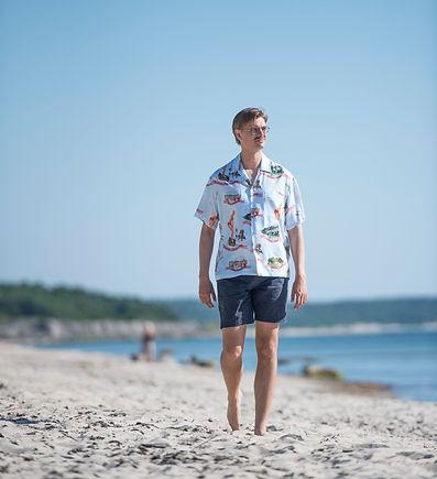 Bornholm skjorte