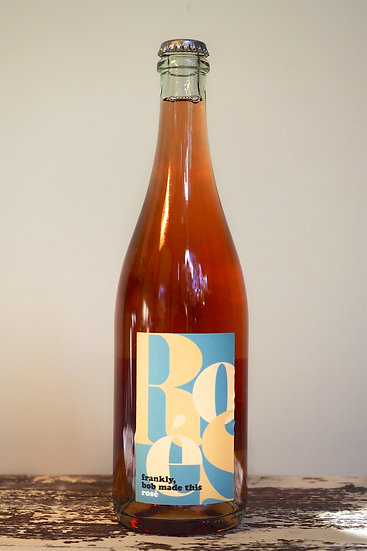 Frankly Bob made this Rosé 2020