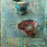 """Tea Cups No.3 (48""""x40"""")"""