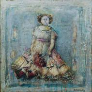 "Kukla No.3 (36'x36"")"