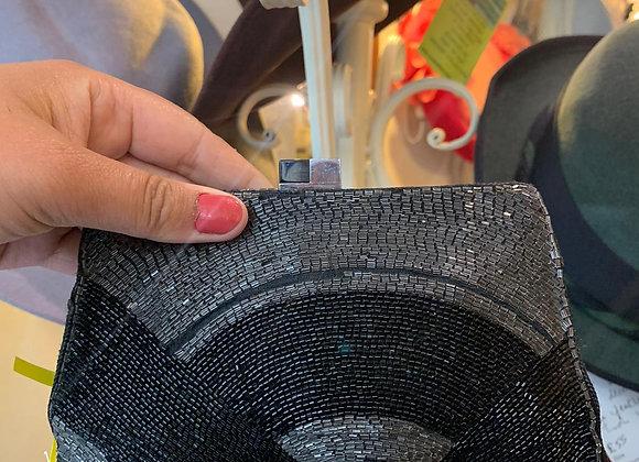 Glass Beaded Purse