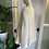 Thumbnail: Cream Knitted Cape from USA