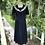 Thumbnail: 1980s Laura Ashley Navy Sailor Dress
