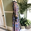 Thumbnail: 1970s Cotton mix Maxi Dress