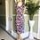 Thumbnail: 1950s fabric Pencil Dress