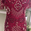 Thumbnail: 1920s Style Fringed Red Sequinned Dress
