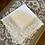 Thumbnail: Vintage Lace Handkerchief - Flowers