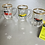 Thumbnail: Six Mini Tankard Shot Glasses