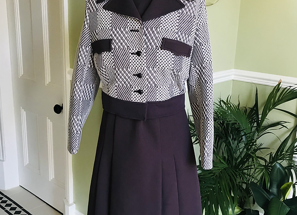 1970s Dress and Jacket