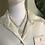 Thumbnail: 1970s Cream Shirt Dress