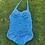 Original 1950s Cotton Swim Suit by Aquapoise