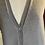 Thumbnail: Grey Cotton Mix Waist Coat