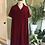 Thumbnail: 1970s Laura Ashley Cotton Velvet Dress